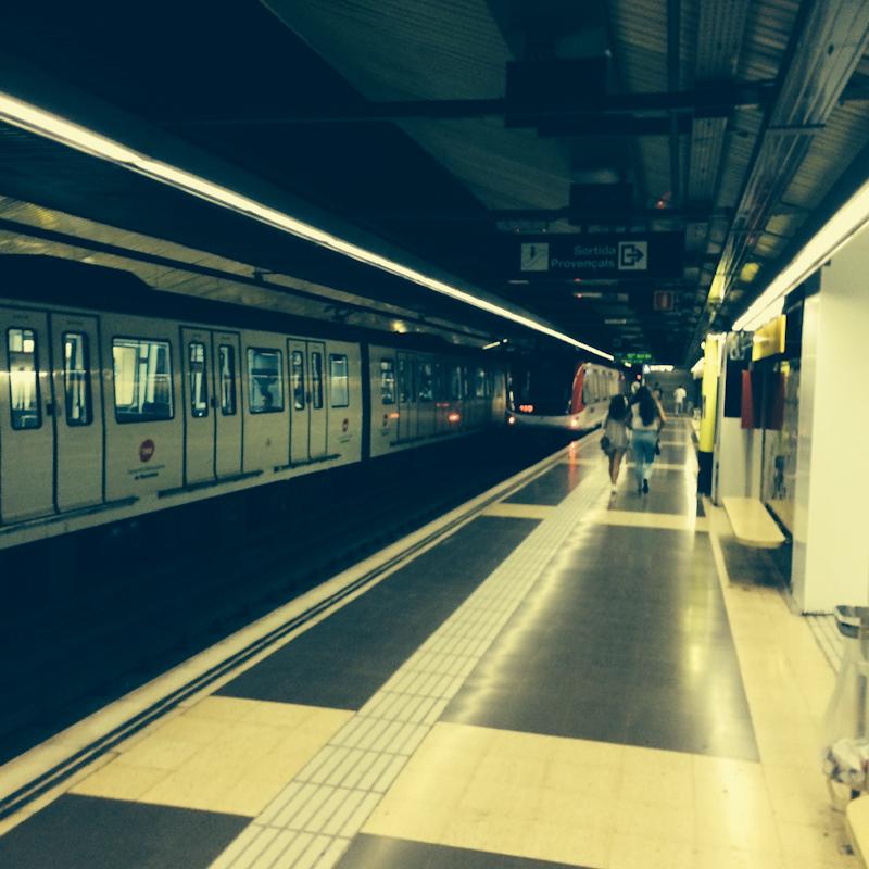 Metro je rýchle a spoľahlivé a takmer po celom meste
