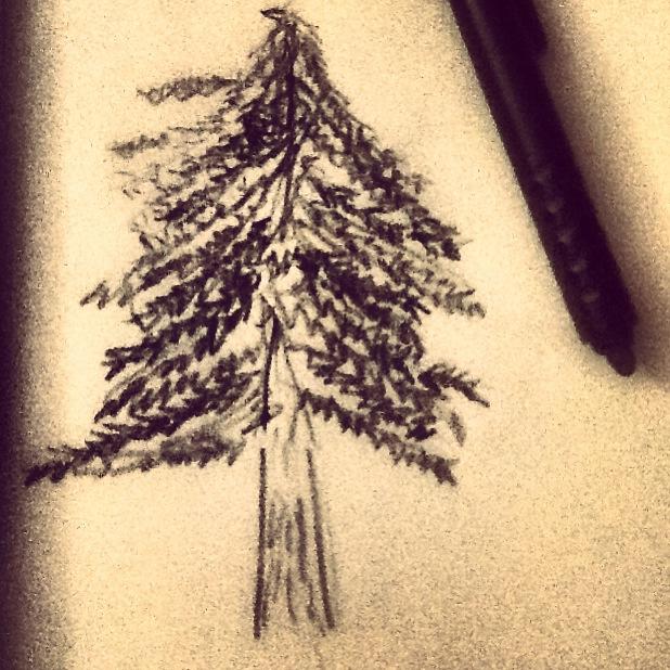 Strom podľa mňa