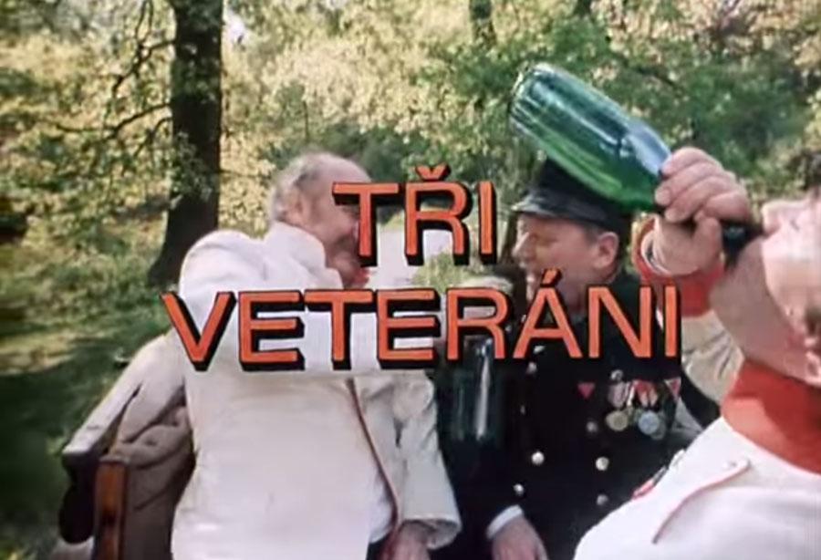 Tři veteráni - 1983