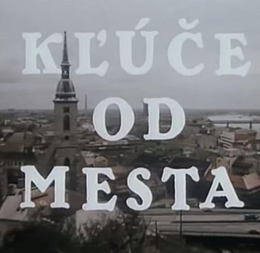 Kľúče od mesta - 1983