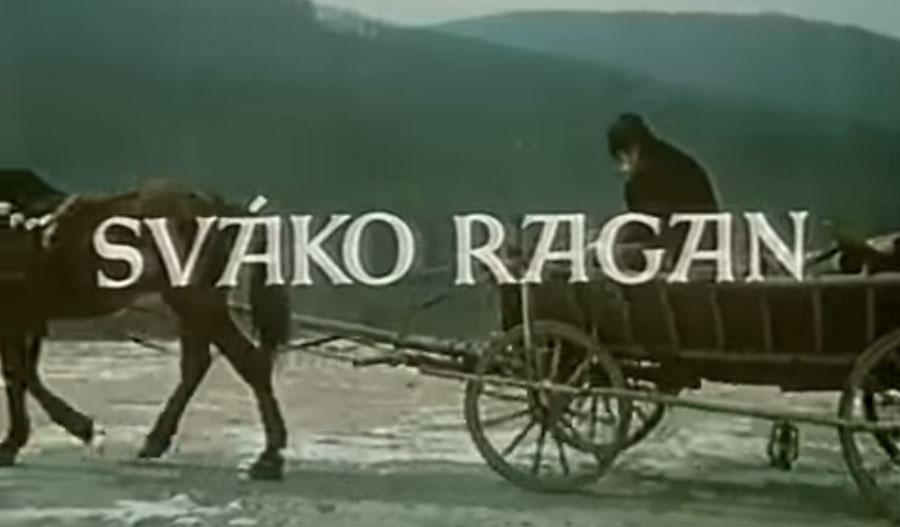 Sváko Ragan - 1974