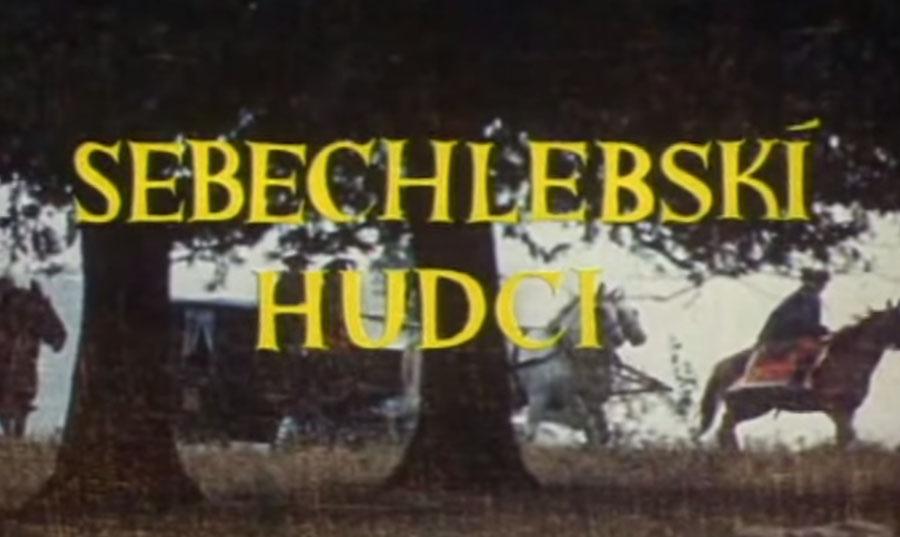Sebechlebskí hudci - 1975