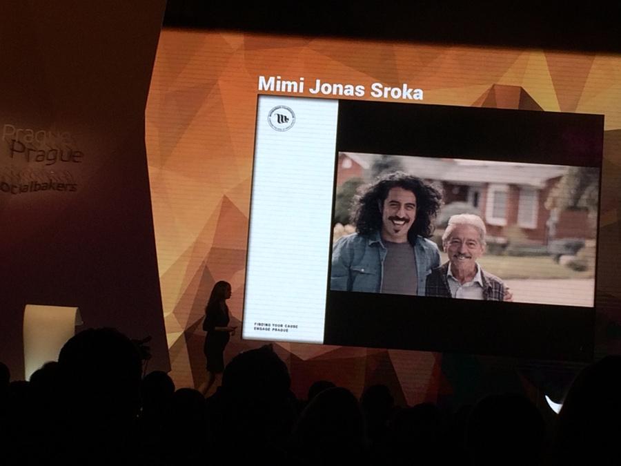 Mimi Jonas Sroka – Movember