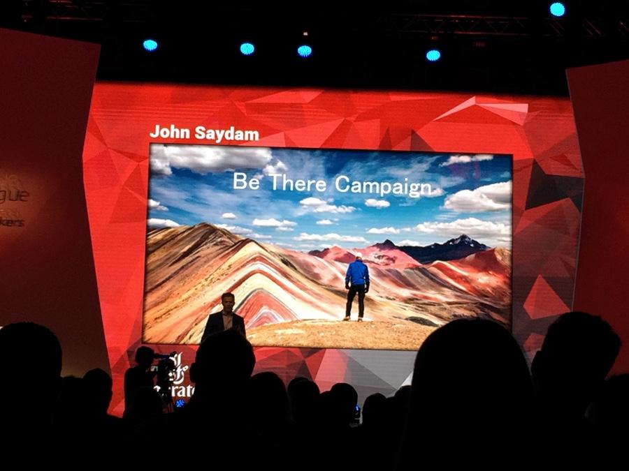 John Saydam – Emirates