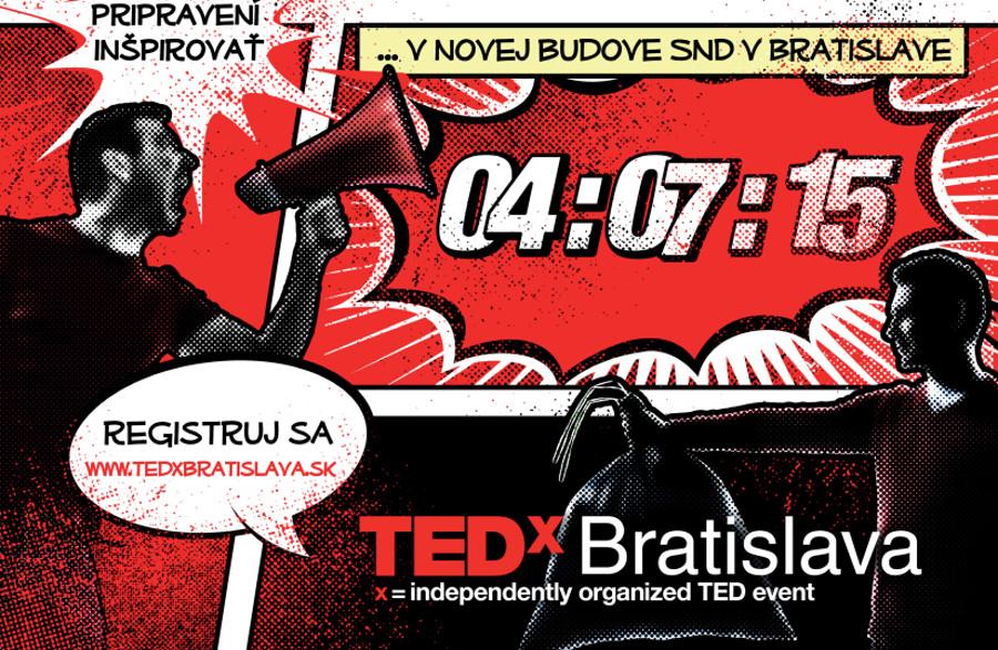 TEDxBratislava 2015