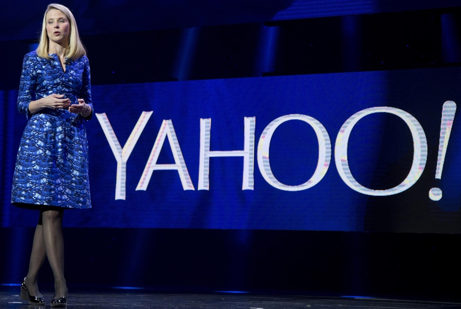 Marissa Ann Mayer - president and CEO of Yahoo!