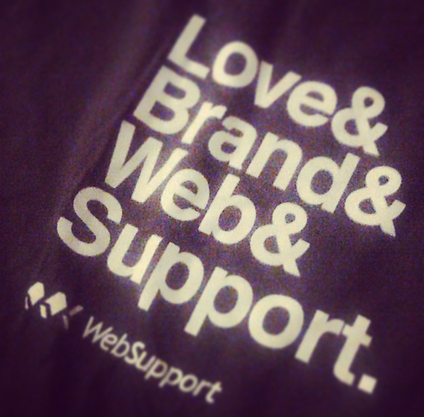 Love & Brand & Web & Support