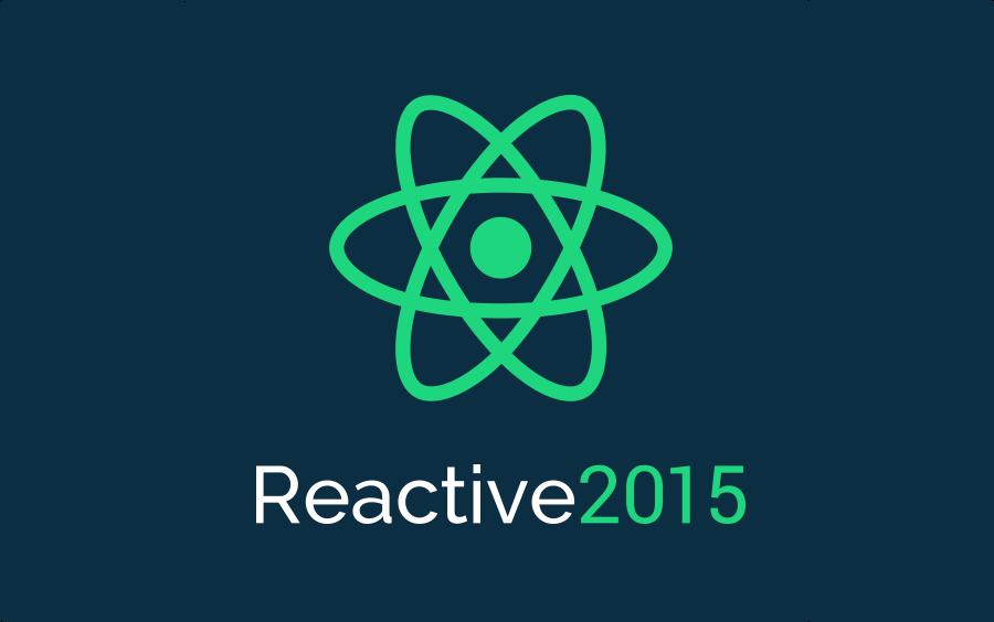 React conference Bratislava | Reactive2015