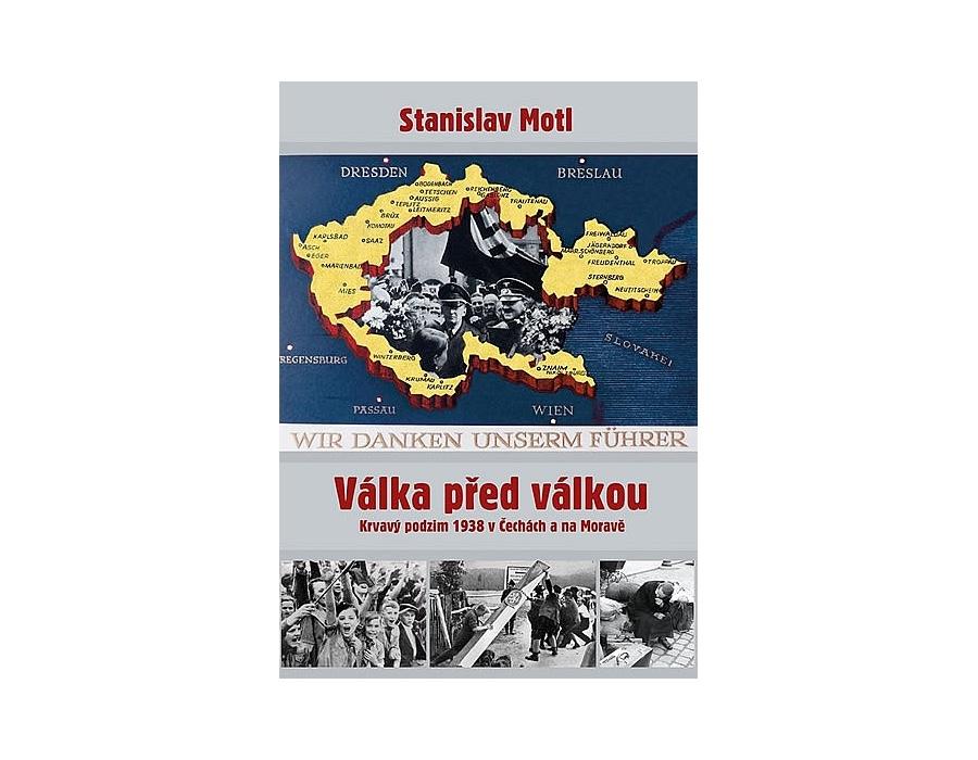Krvavý podzim 1938 v Čechách a na Moravě