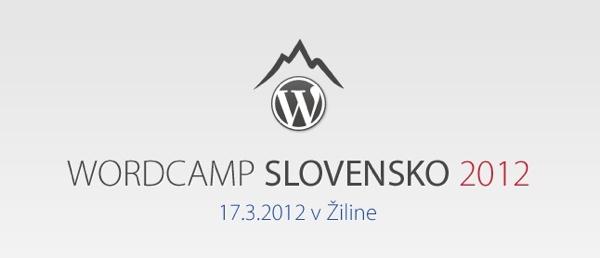 WordCamp Slovensko 2012 pozná účastníkov