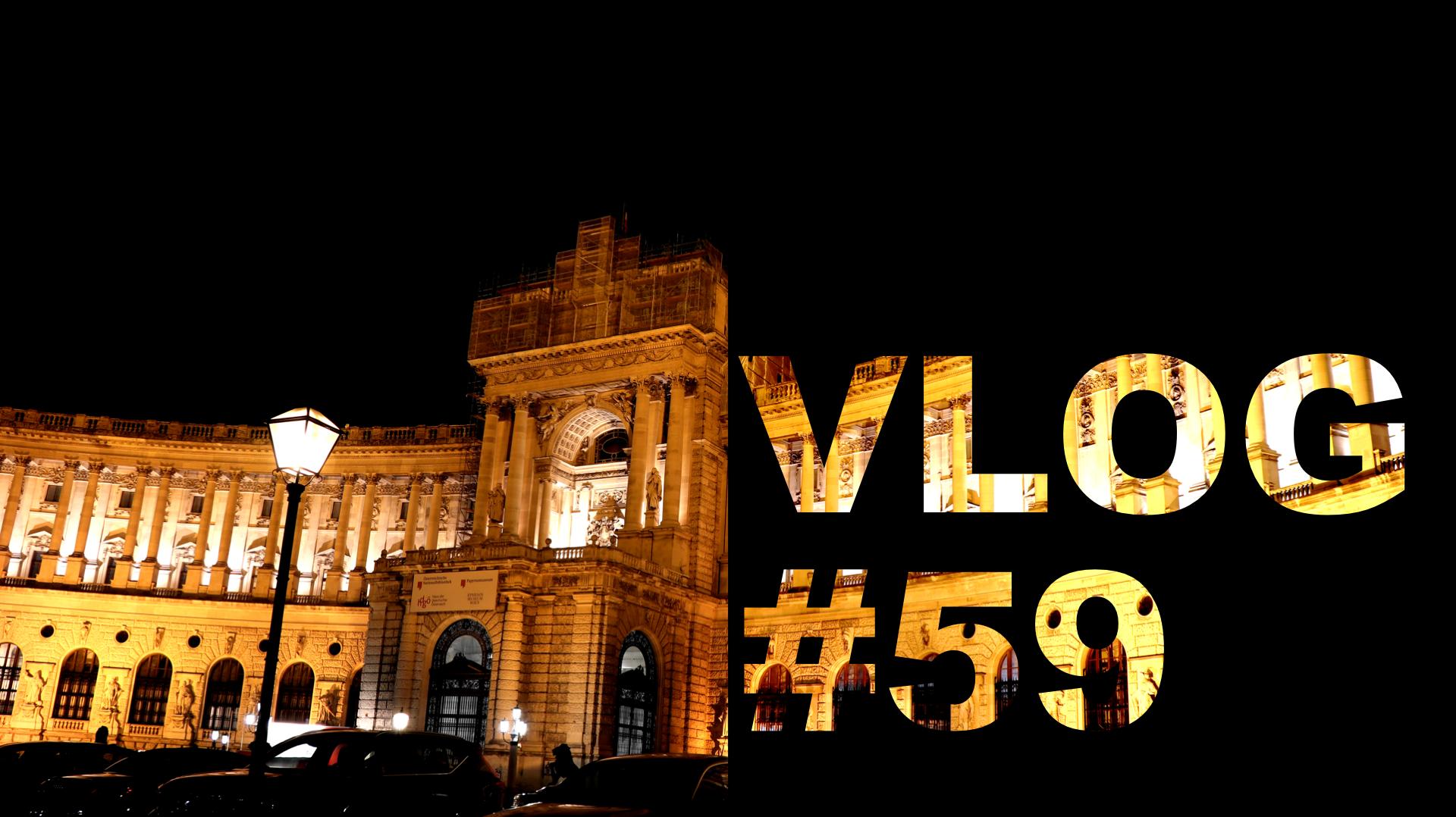 Ako dopadlo nočné fotenie vo Viedni   VLOG #59