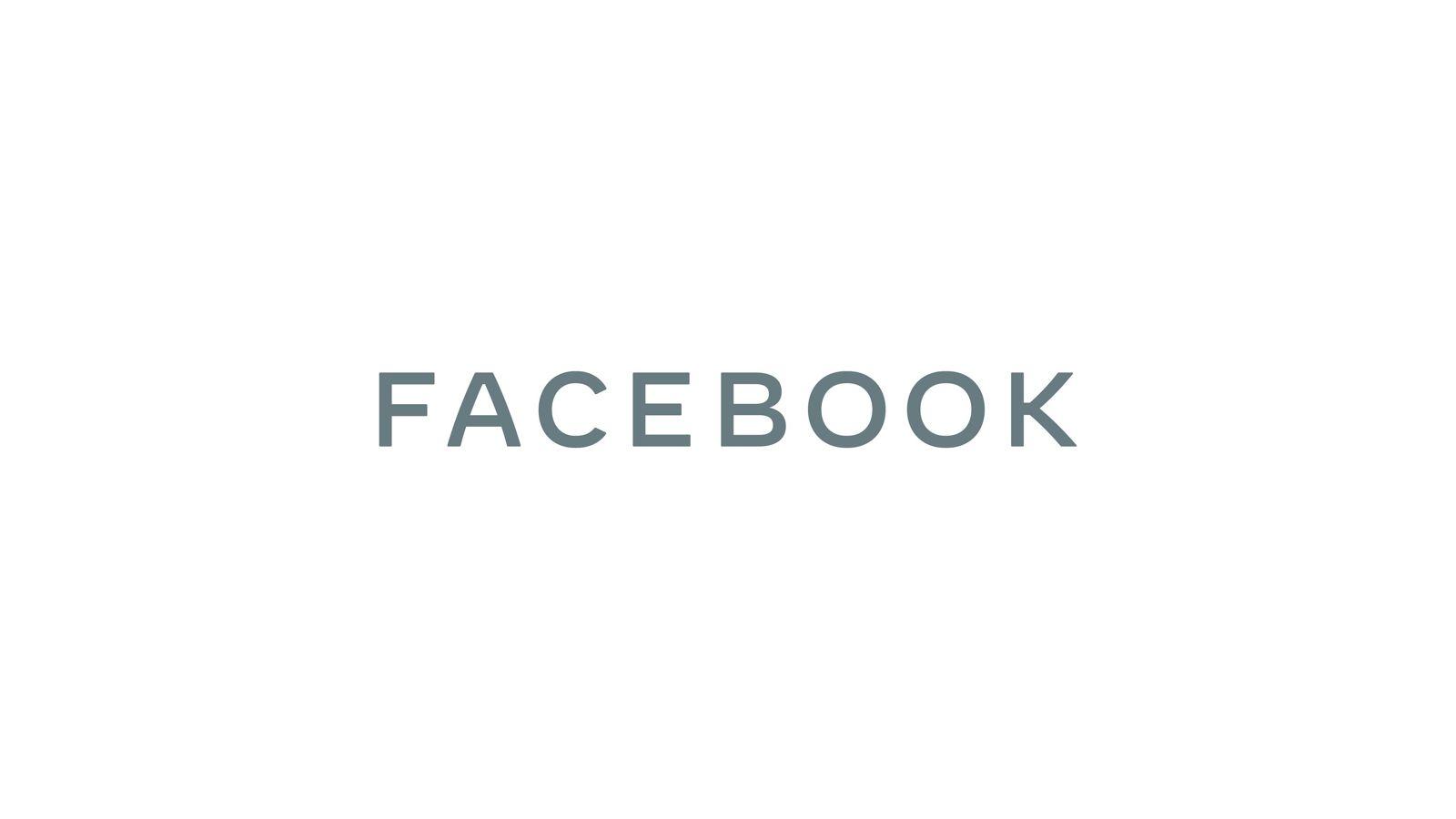 Facebook je po novom FACEBOOK