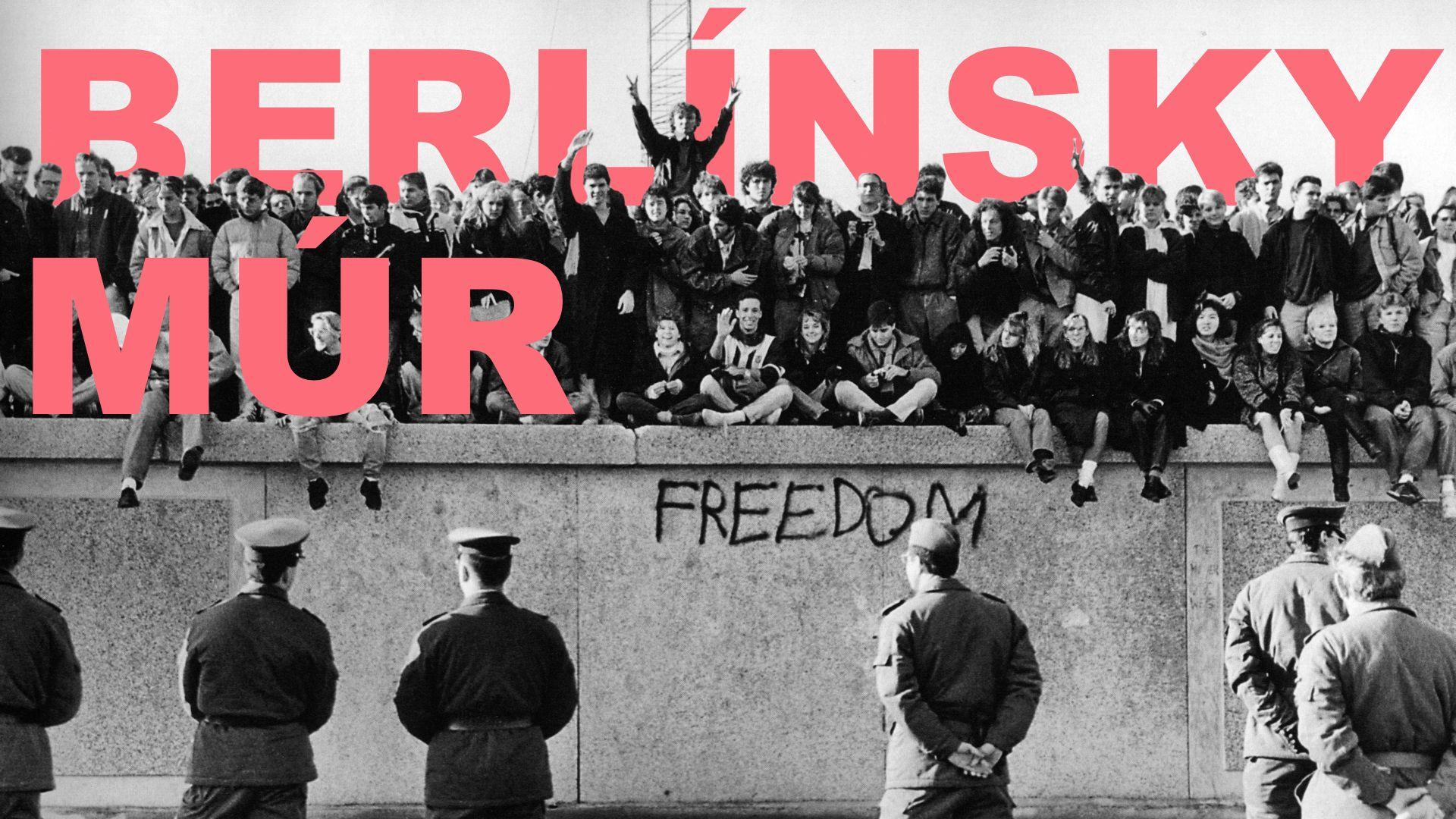 Pred 30 rokmi padol Berlínsky múr | VLOG #65