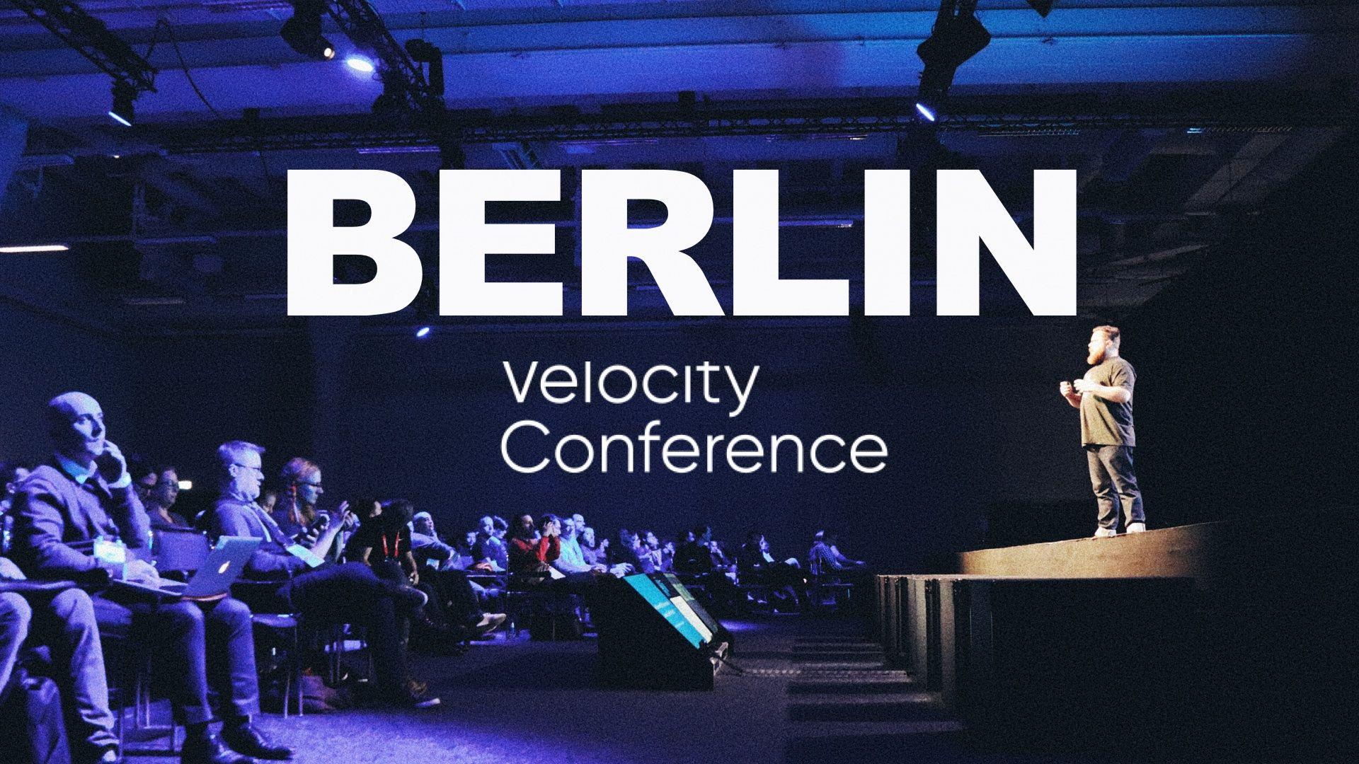 O'Reilly Velocity Conference 2019 v Berlíne | VLOG #66