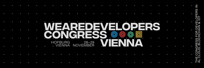 WeAreDevelopers Congress je pre vývojárov zaujímajúcich sa o AI, Cloud, blockchain a IoT