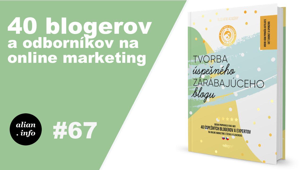 Mám pre teba novú knihu o blogovaní | VLOG #67