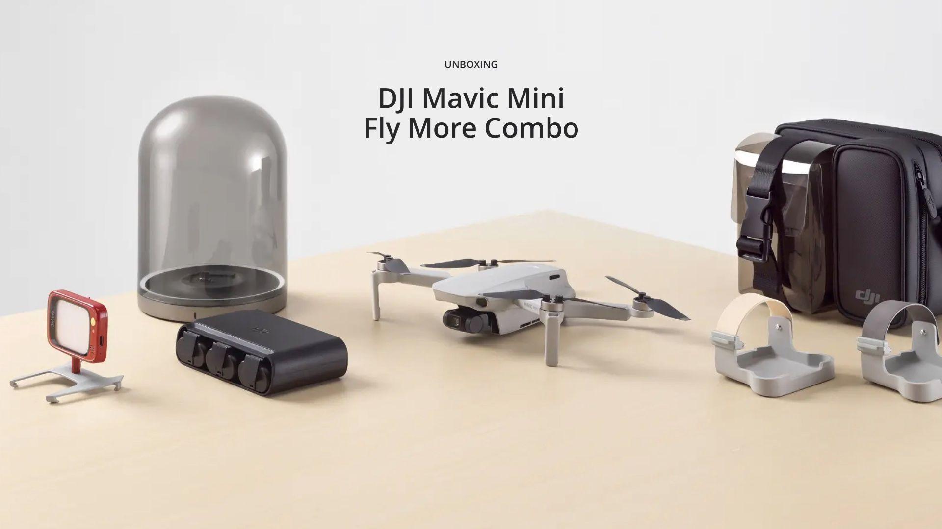 DJI Mavic Mini Fly More Combo Unboxing | VLOG #79