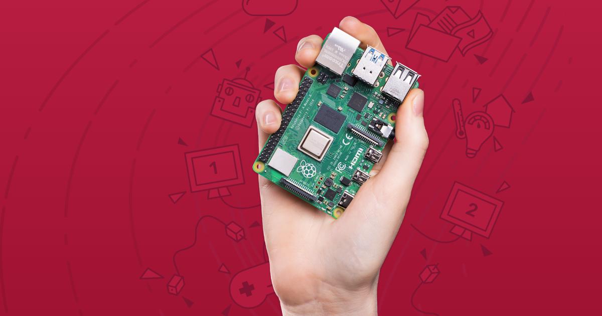 Raspberry Pi 4 má verziu s 8 GB operačnej pamäte