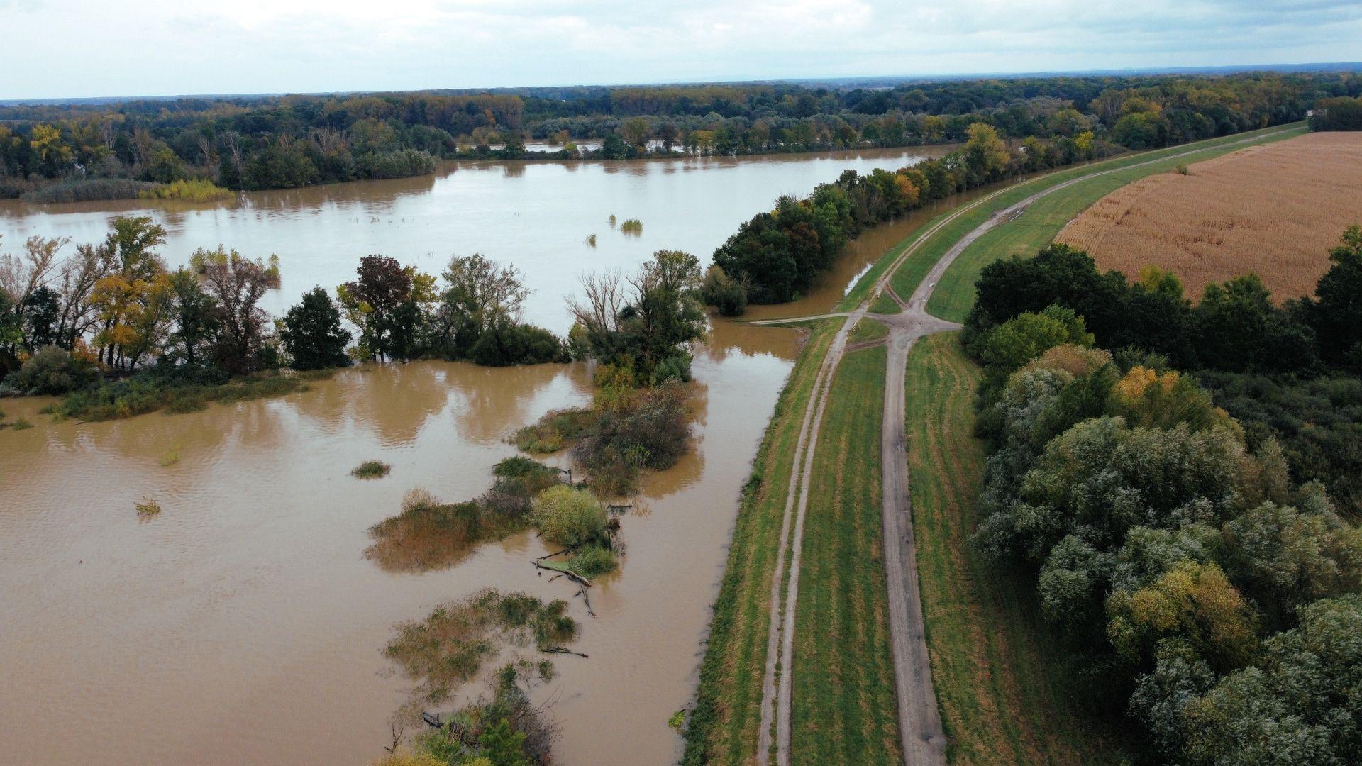 Rozvodnená Morava - október 2020 | VLOG #85