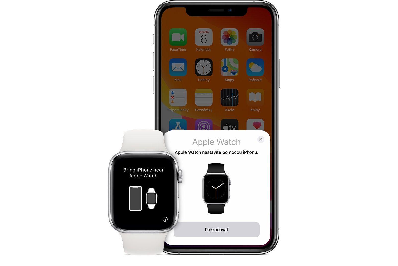 Ako odomknúť iPhone pomocou Apple Watch