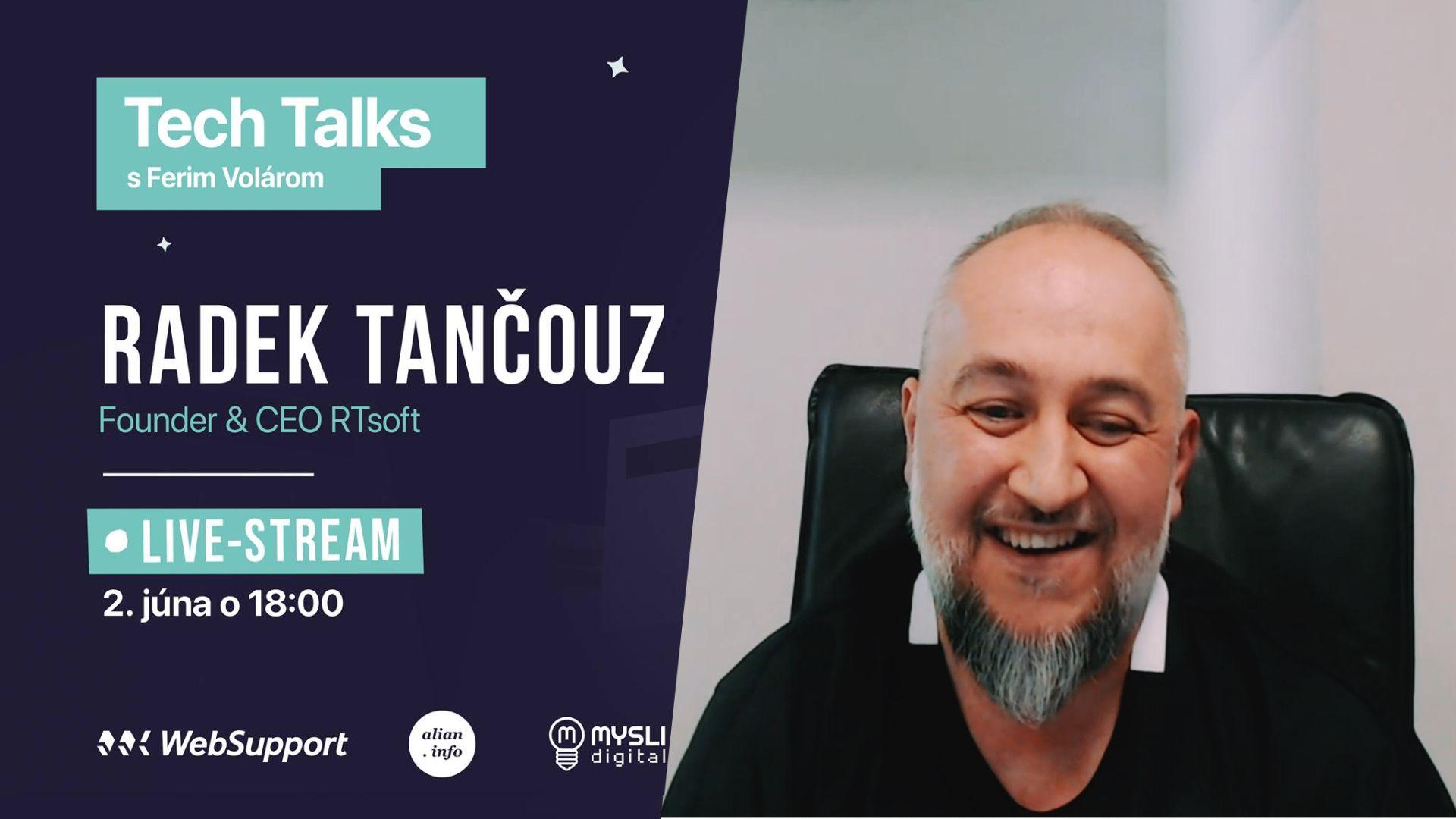 Ako sa robí softvér na mieru (Radek Tančouz, RTsoft) | Tech Talks